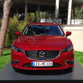 Mazda6 wagoon facelift - Foto 26 din 27