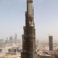 Lansarea celei mai inalte cladiri din lume - Foto 4 din 5