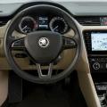 Skoda a prezentat primele imagini cu Octavia facelift sedan si estate - Foto 4