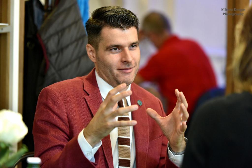 Viata dupa business: Radu Tanase, antreprenorul pasionat de provocari si idei. Ce planuri are pentru brandul Calif - Foto 1 din 6