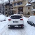 Test drive cu Mazda CX-5 Takumi. Cum se comporta un diesel japonez la - 10 grade - Foto 8