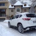 Test drive cu Mazda CX-5 Takumi. Cum se comporta un diesel japonez la - 10 grade - Foto 9