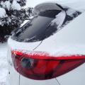 Test drive cu Mazda CX-5 Takumi. Cum se comporta un diesel japonez la - 10 grade - Foto 15