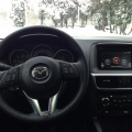 Test drive cu Mazda CX-5 Takumi. Cum se comporta un diesel japonez la - 10 grade - Foto 19