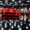 Ferrari F40 - Foto 3 din 20