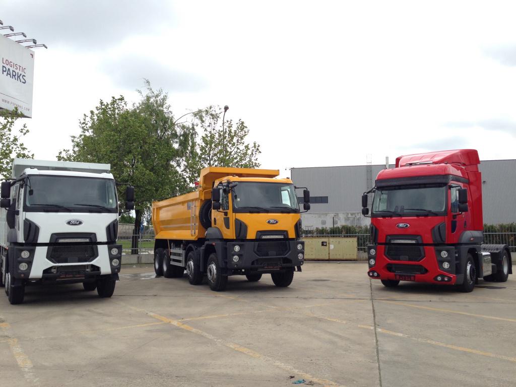 Ford Trucks a inaugurat in Romania cel mai mare sediu din Europa - Foto 1 din 7