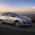 Noua Mazda5 - Foto 2 din 4