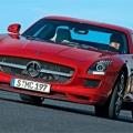 Mercedes-Benz SLS AMG - Foto 1 din 9