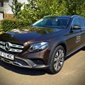 Mercedes-Benz Clasa E All-Terrain - Foto 7 din 23