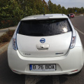 Nissan Leaf - Foto 18 din 25