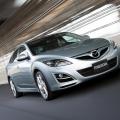 Mazda6 facelift - Foto 1 din 4