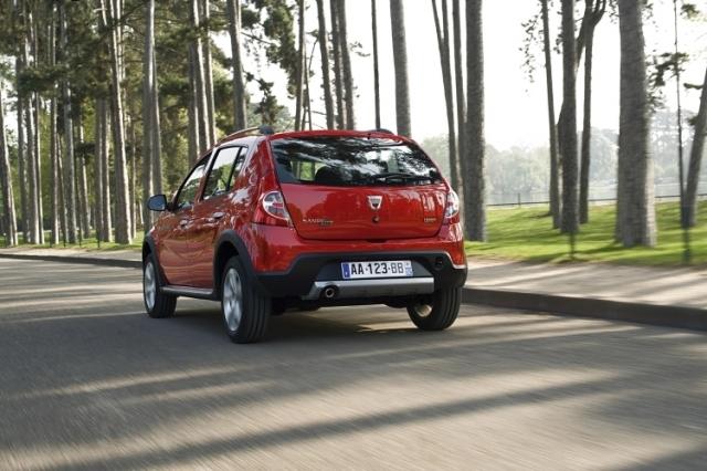 Dacia lanseaza Stepway in Romania - Foto 2 din 6