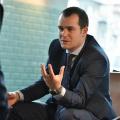 La pranz cu Teodor Blidarus, antreprenorul cu