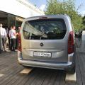 Opel a prezentat noul Combo Life in Romania. Primele exemplare sosesc la dealeri in toamna - Foto 4