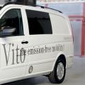 Mercedes-Benz Vito electric - Foto 2 din 3
