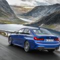 Noul BMW Seria 3 G20, primele poze cu a saptea generatie a sedanului sport - Foto 1