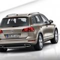 Noua generatie VW Touareg - Foto 4 din 6