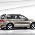 Noua generatie VW Touareg - Foto 3 din 6