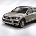 Noua generatie VW Touareg - Foto 1 din 6
