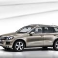 Noua generatie VW Touareg - Foto 2 din 6