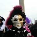 Italia, in straie de sarbatoare: Vezi cum arata Carnavalul de la Venetia in 2010 - Foto 1 din 36