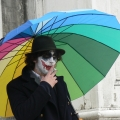Italia, in straie de sarbatoare: Vezi cum arata Carnavalul de la Venetia in 2010 - Foto 6 din 36