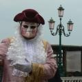 Italia, in straie de sarbatoare: Vezi cum arata Carnavalul de la Venetia in 2010 - Foto 7 din 36
