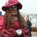 Italia, in straie de sarbatoare: Vezi cum arata Carnavalul de la Venetia in 2010 - Foto 8 din 36