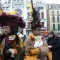Italia, in straie de sarbatoare: Vezi cum arata Carnavalul de la Venetia in 2010 - Foto 15 din 36