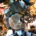 Italia, in straie de sarbatoare: Vezi cum arata Carnavalul de la Venetia in 2010 - Foto 16 din 36