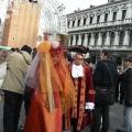Italia, in straie de sarbatoare: Vezi cum arata Carnavalul de la Venetia in 2010 - Foto 22 din 36