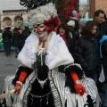 Italia, in straie de sarbatoare: Vezi cum arata Carnavalul de la Venetia in 2010 - Foto 23 din 36