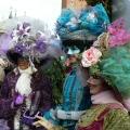 Italia, in straie de sarbatoare: Vezi cum arata Carnavalul de la Venetia in 2010 - Foto 24 din 36