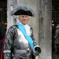 Italia, in straie de sarbatoare: Vezi cum arata Carnavalul de la Venetia in 2010 - Foto 26 din 36
