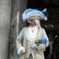 Italia, in straie de sarbatoare: Vezi cum arata Carnavalul de la Venetia in 2010 - Foto 27 din 36
