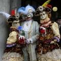 Italia, in straie de sarbatoare: Vezi cum arata Carnavalul de la Venetia in 2010 - Foto 28 din 36