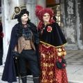 Italia, in straie de sarbatoare: Vezi cum arata Carnavalul de la Venetia in 2010 - Foto 29 din 36