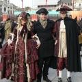 Italia, in straie de sarbatoare: Vezi cum arata Carnavalul de la Venetia in 2010 - Foto 30 din 36