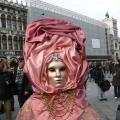 Italia, in straie de sarbatoare: Vezi cum arata Carnavalul de la Venetia in 2010 - Foto 31 din 36