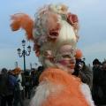 Italia, in straie de sarbatoare: Vezi cum arata Carnavalul de la Venetia in 2010 - Foto 35 din 36