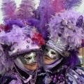 Italia, in straie de sarbatoare: Vezi cum arata Carnavalul de la Venetia in 2010 - Foto 36 din 36