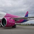 Galerie foto  Cum arata cel mai nou avion Airbus din flota Wizz Air - Foto 1