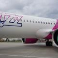 Galerie foto  Cum arata cel mai nou avion Airbus din flota Wizz Air - Foto 4