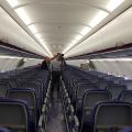 Galerie foto  Cum arata cel mai nou avion Airbus din flota Wizz Air - Foto 9