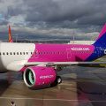 Galerie foto  Cum arata cel mai nou avion Airbus din flota Wizz Air - Foto 13