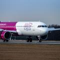 Galerie foto  Cum arata cel mai nou avion Airbus din flota Wizz Air - Foto 16