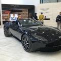 In vizita la fabricile Aston Martin din Anglia unde sunt produse noile modele si restaurate cele vechi - Foto 4