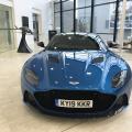 In vizita la fabricile Aston Martin din Anglia unde sunt produse noile modele si restaurate cele vechi - Foto 8