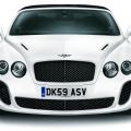 Noul Bentley Continental Supersports Convertible - Foto 1 din 6
