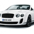 Noul Bentley Continental Supersports Convertible - Foto 2 din 6